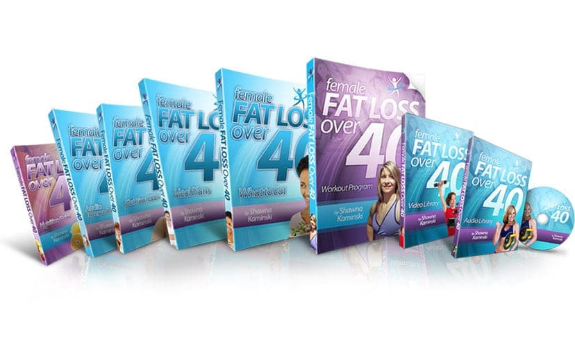 fat loss for women over 40