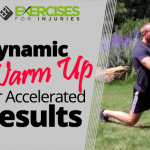Dynamic Warm Up for Accelerated Results
