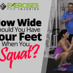 How Wide Should You Have Your Feet When You Squat?