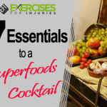 7 Essentials to a Superfoods Cocktail