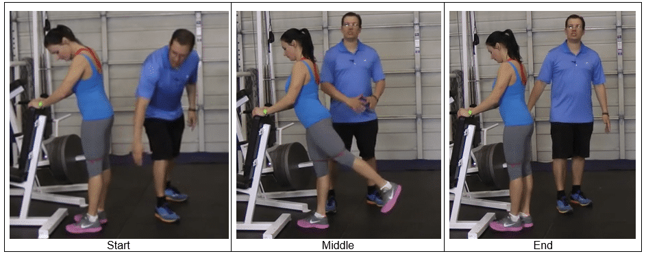 Leg Back 3 Movements to Relieve Arthritic Knee Pain
