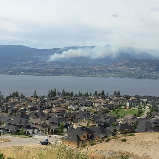 West Kelowna Fire 2014 How to Jazz Up The Boring Burpee