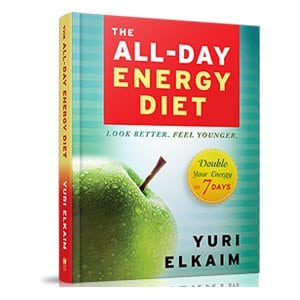 The All Day Energy Diet Yuri Elkaim How to Fend Off Energy Vampires