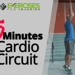 5 Minutes Cardio Circuit