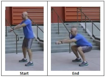 Bodyweight Squat2 The Triple Stack Workout Finisher