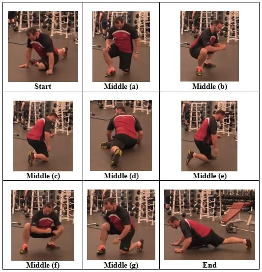 Butterfly Hip Flow