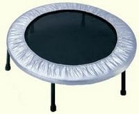 Small Trampoline Something That You Should Have In Your Bedroom to Spice Things Up