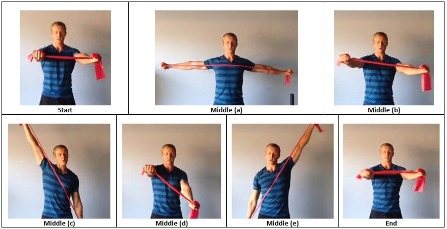 Star Drill Quick Workout You Can Do At Work