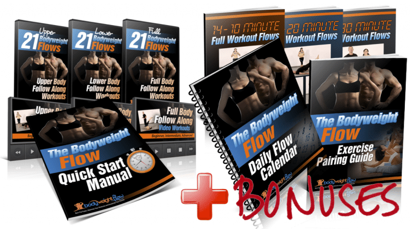 BW FLOW IMAGE Full Package With Bonuses How bodyweight Sequencing Can Help Improve Your Workout Results with Tyler Bramlett