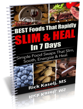 Best Foods that Rapidly Slim & Heal in 7 Days