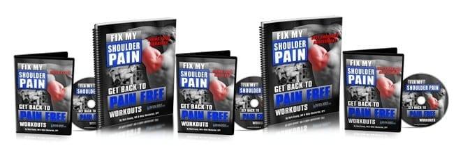 Fix My Shoulder Pain Workouts