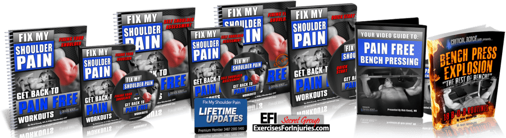 Fix My Shoulder Pain by Rick Kaselj