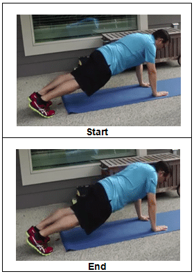 Push Up Plus – Toes2 What is the Best Exercise for the Subscapularis?