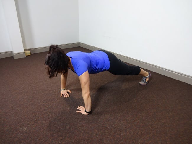push up palms in Top 2 Bodyweight Corrective Exercise Mistakes