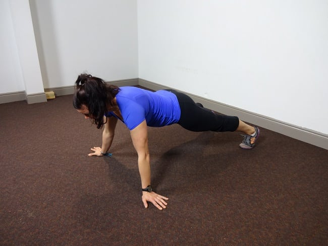 push up palms out Top 2 Bodyweight Corrective Exercise Mistakes