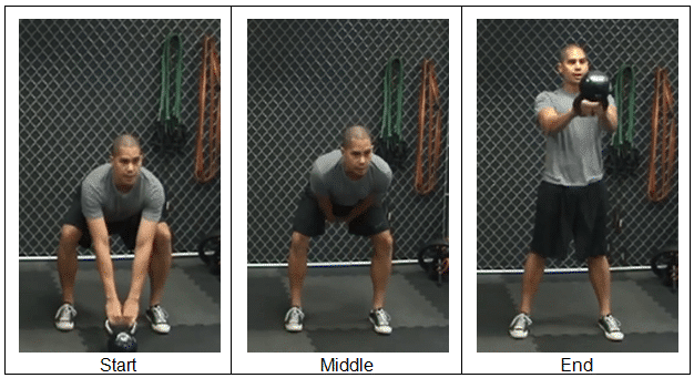 How to do Swing Exercise