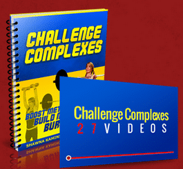 Transform your body with Challenge Complexes Enough Already Barbell Challenge Complex