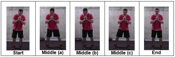 Bringing the legs out to the side Exercises to Strengthen Your Knees If You Can't Get On the Floor