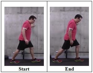 Calf Stretch Best Stretches To Do if You Sit All Day