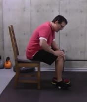 Golf Ball Stretch Focusing on the Heel Avoid These Common Mistakes When Performing the Golf Ball Stretches for Plantar Fasciitis or Foot Pain