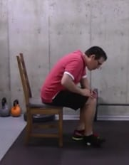 Golf Ball Stretch Sitting Position Avoid These Common Mistakes When Performing the Golf Ball Stretches for Plantar Fasciitis or Foot Pain