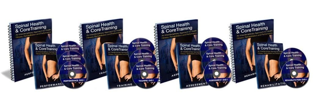 The Complete Spinal Health & Core Training Seminar