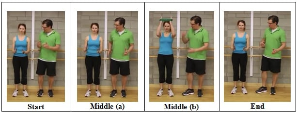 Arm Reach 3 Mini Band Wall Exercises for Shoulder Health