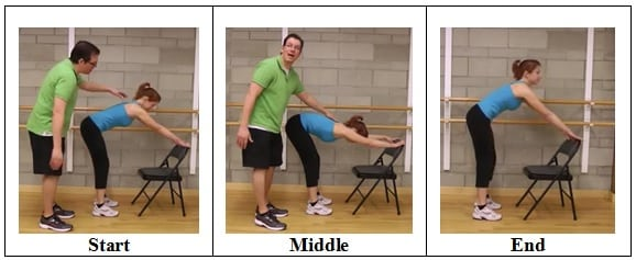Chair Shoulder Drop 3 Great Exercises to Loosen Up Your Mid Back at Work