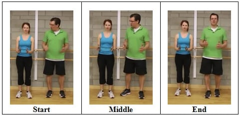External Rotations 3 Mini Band Wall Exercises for Shoulder Health