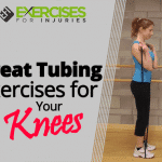 Great Tubing Exercises for Your Knees