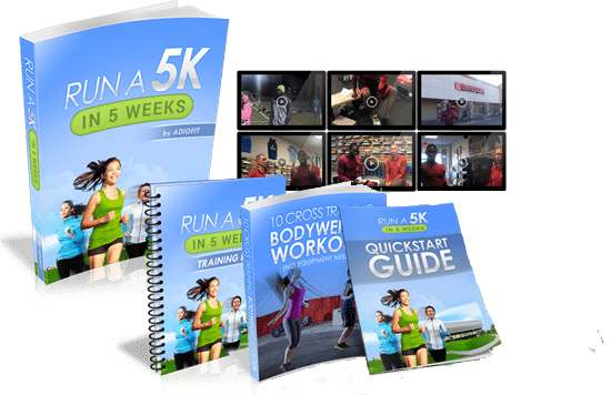 Run a 5k in 5 weeks by Bayo Adio 5 Stretches You Have To Do After You Run