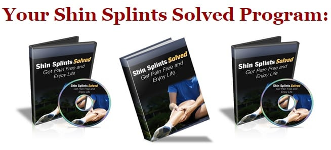 Shin Splints Solved Program by Rick Kaselj