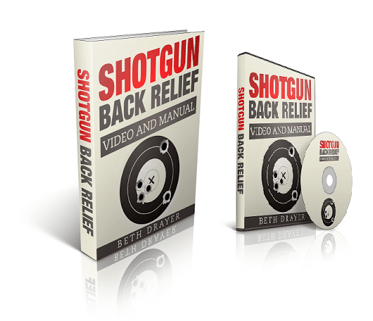 Shot Gun Back Relief by Beth Drayer