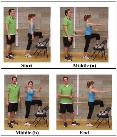 Standing Twist1 3 Great Exercises to Loosen Up Your Mid Back at Work
