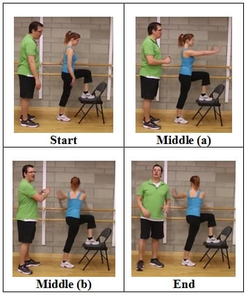 Standing Wall Twist 3 Great Exercises to Loosen Up Your Mid Back at Work