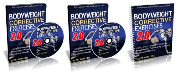 Bodyweight Corrective Exercises Program 2.0 by Scott Rawcliffe and Rick Kaselj