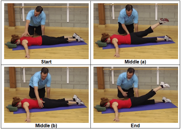Hip Off The Floor BEST Exercises to Loosen Up Your Lower Mid Back