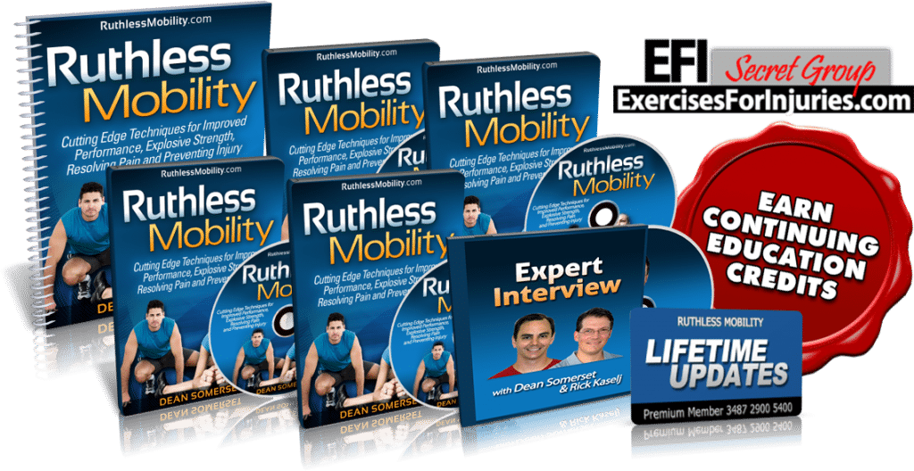 Ruthless Mobility Program by Dean Somerset and Rick Kaselj