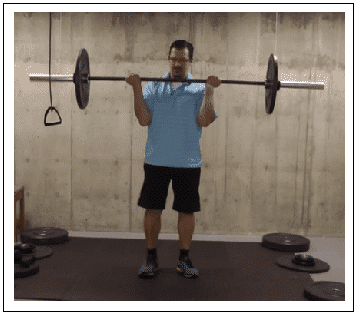 Straight Bar Bicep Curl 3 Exercises to Skip If You Have Tennis Elbow