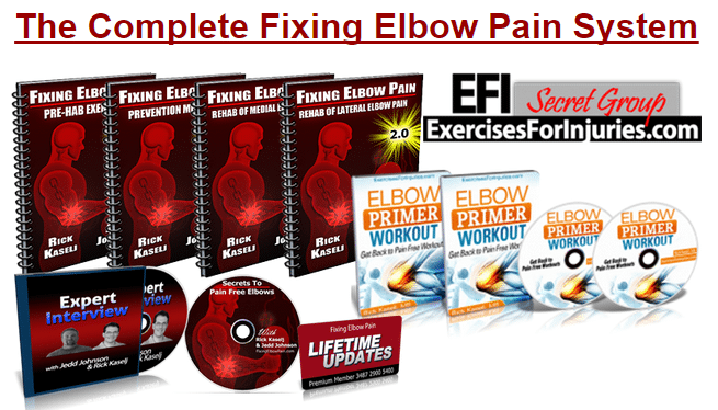 The Complete Fixing Elbow Pain System 2.0 3 Exercises to Skip If You Have Tennis Elbow
