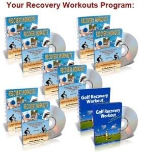 Recovery Workouts Program by Rick Kaselj