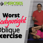 Worst Bodyweight Oblique Exercise