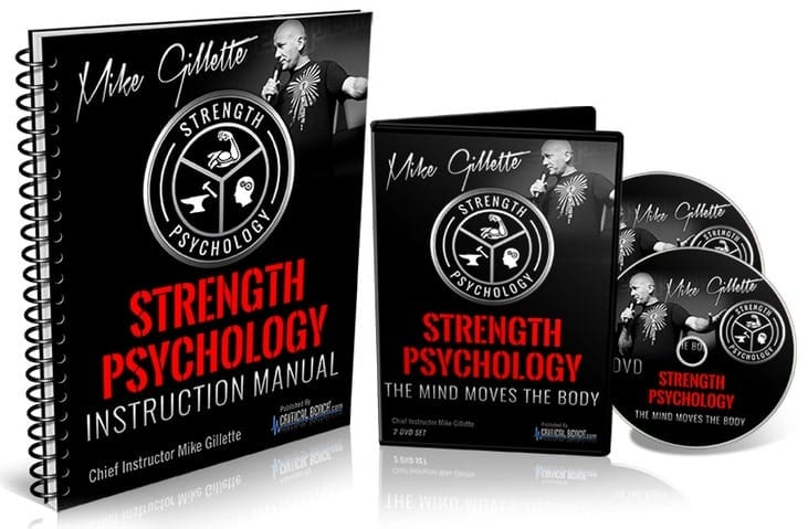 Strength Psychology by Mike Gillette