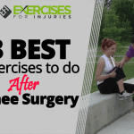 3 BEST Exercises to do After Knee Surgery