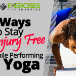 6 Ways To Stay Injury Free While Performing Yoga