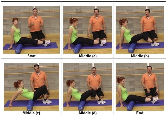 Seat Adjustment Ischial Bursitis : How to foam roll your gluteus maximus exercises for injuries