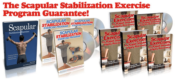 Scapular Stabilization Exercises Program