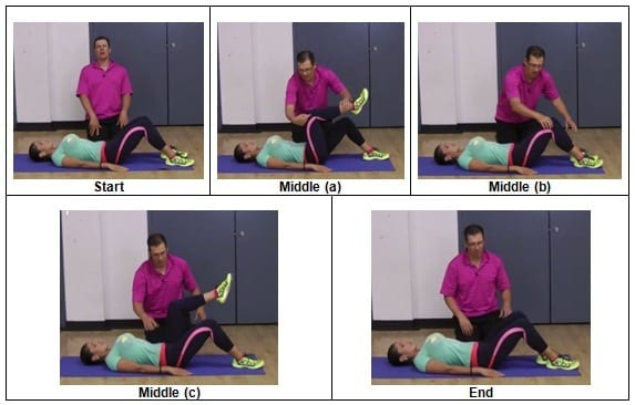 Strengthening the Core and the Abdominal area