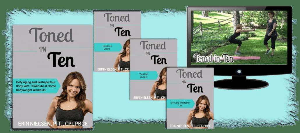 Toned In Ten by Erin Nielsen