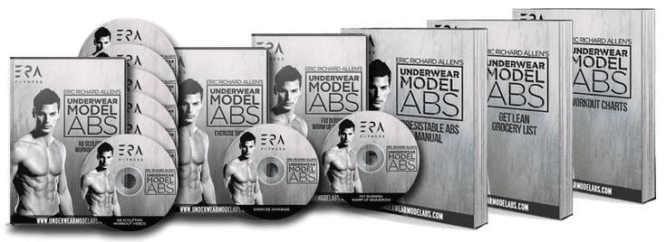 underwear model abs